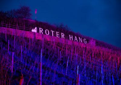 Wingertsleuchten am Roten Hang! Foto: Stephan Benz